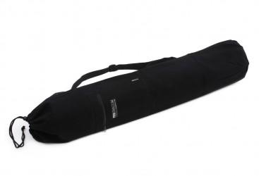Yoga carrybag basic - XXL - cotton - 100 cm black
