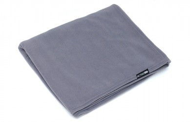 Yogablanket casual anthracite