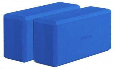 Yogablock - yogiblock basic Set of 2 ocean blue (Formamid-free)