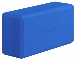 Yoga block - yogiblock 'Basic' ocean blue (Formamid-free)