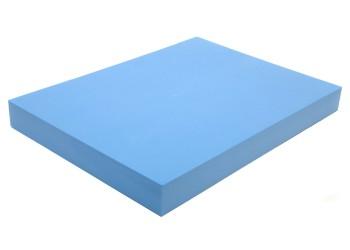 Yogablock Schulterstand blau