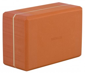Bloque de yoga - yogiblock super size terracotta