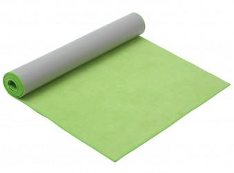 Yogamatte hot yoga green