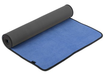 Yoga mat 'Light' blue