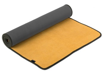 Yoga mat 'Light' mango
