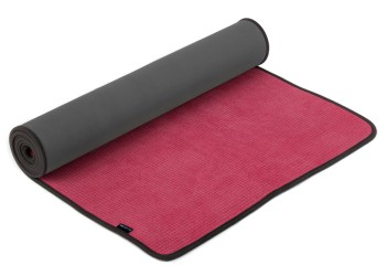 Yoga mat 'Light' red