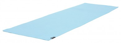 Yogatuch yogitowel de luxe light blue