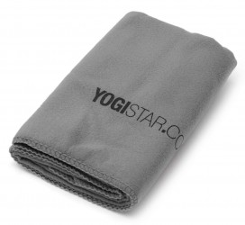 Toalla de yoga yogi-mini-towel anthrazit