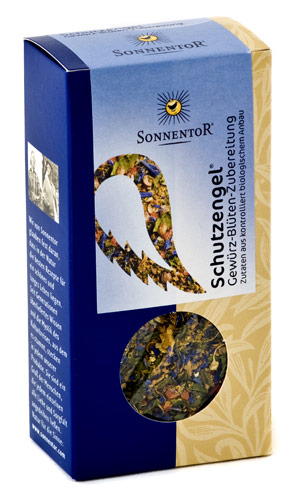 "Bio Gewürz-Blüten-Zubereitung ""Schutzengel"", 40 g Sonnentor"
