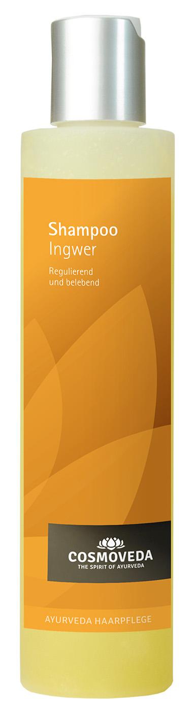 Shampoo Ingwer, 150 ml