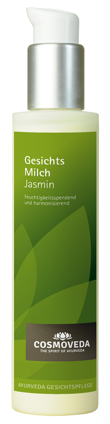 gesichtsmilch jasmin 100 ml im yogishop kaufen yoga. Black Bedroom Furniture Sets. Home Design Ideas