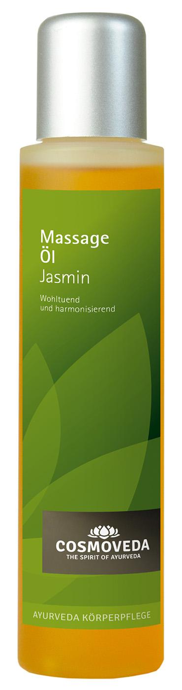Massageöl Jasmin, 100 ml