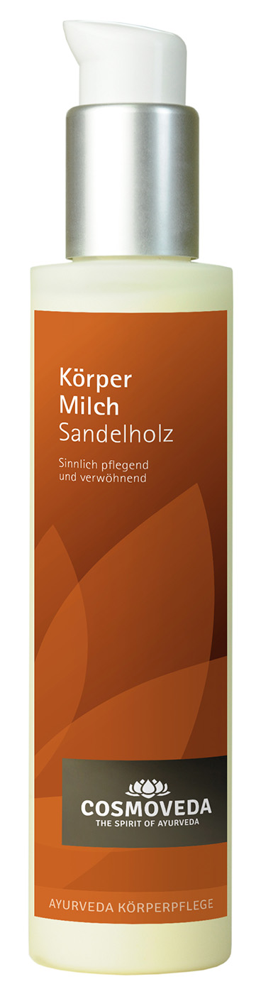 Körpermilch Sandelholz, 100 ml