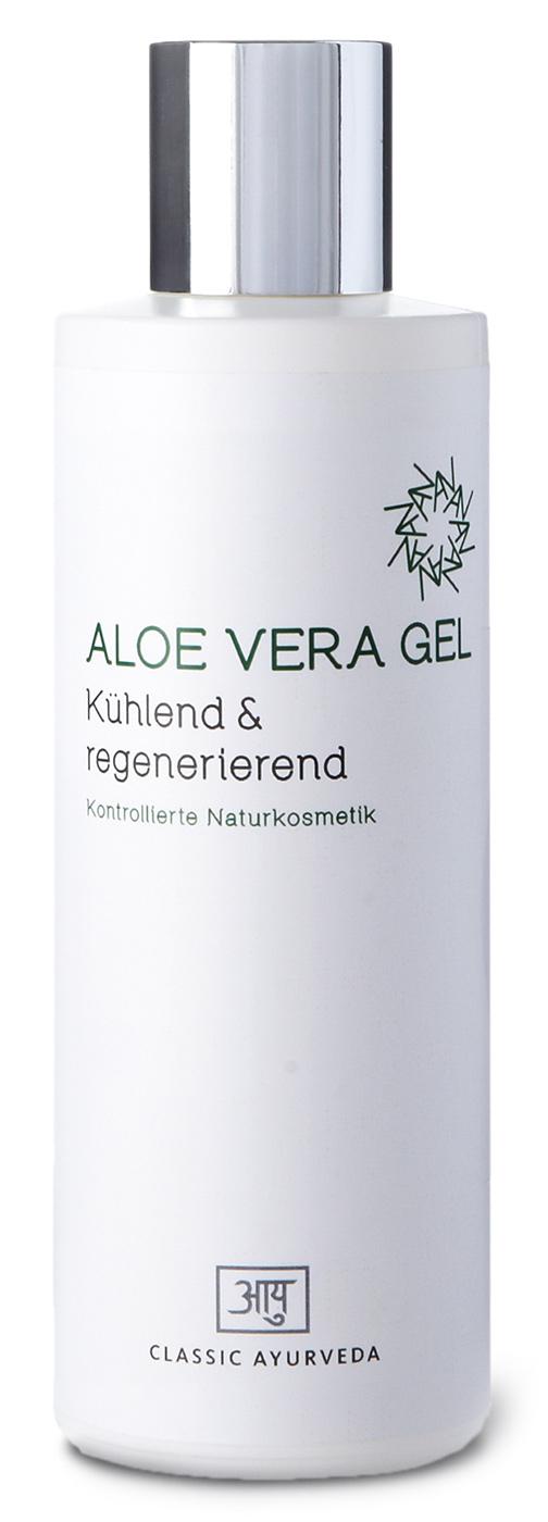 Aloe Vera Gel BDIH, 200 ml