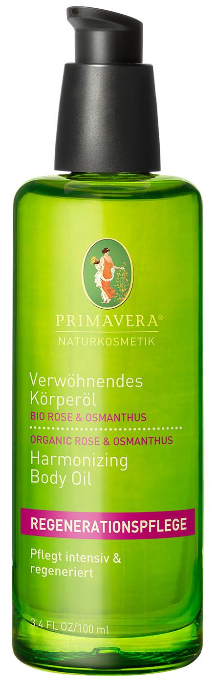 Verwöhnendes Körperöl Rose Osmanthus, 100 ml