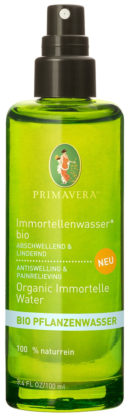 Bio Immortellenwasser, 100 ml