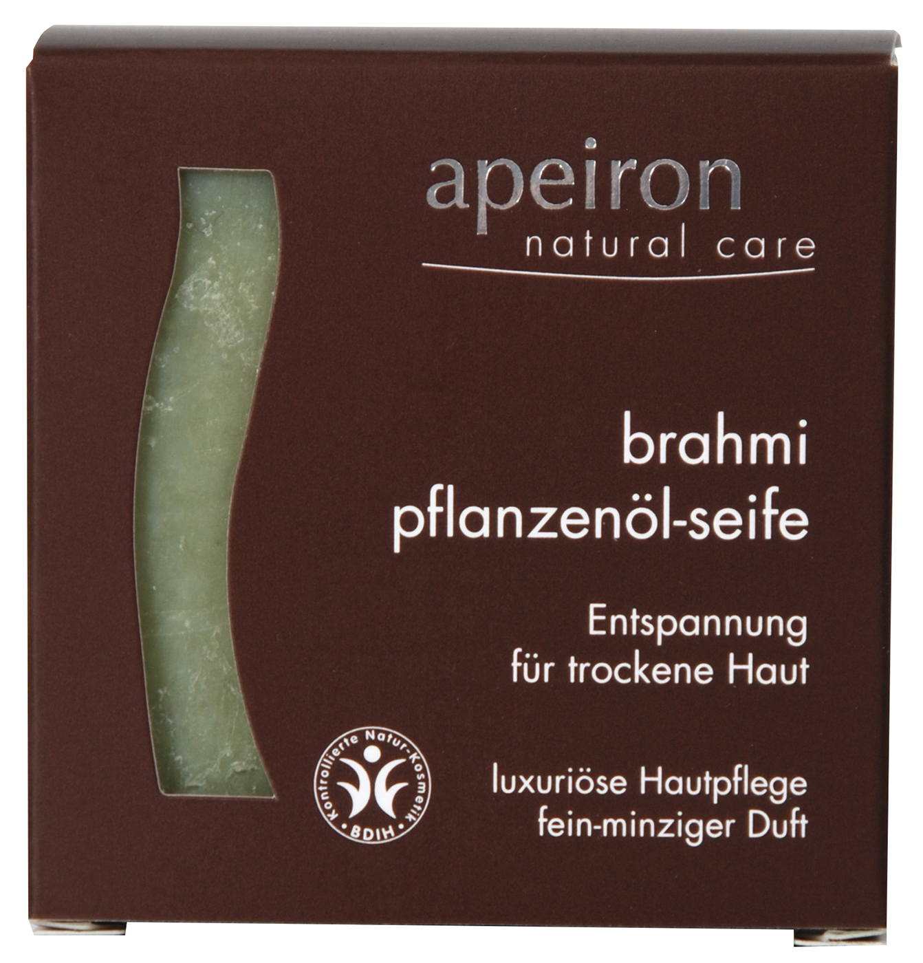 brahmi ayurvedische pflanzen lseife 100 g im yogishop. Black Bedroom Furniture Sets. Home Design Ideas