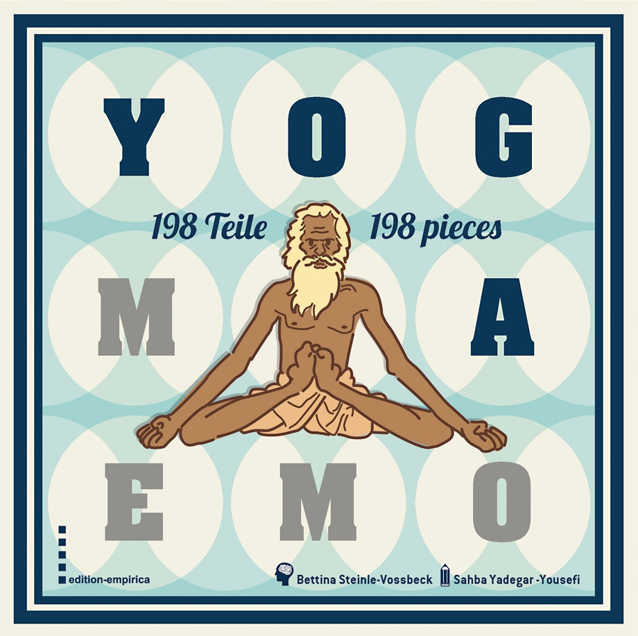 Yoga Memo von Bettina Steinle-Vossbeck