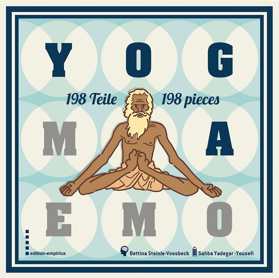 Yoga Memo von Bettina Steinle-Vossbeck