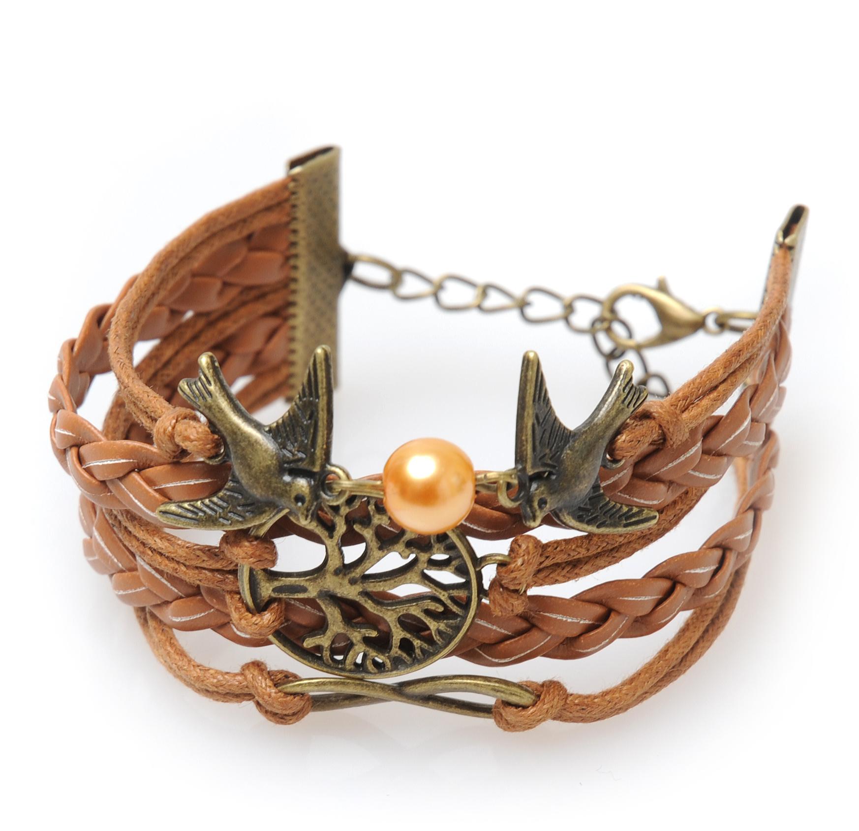 3 Symbole Armband