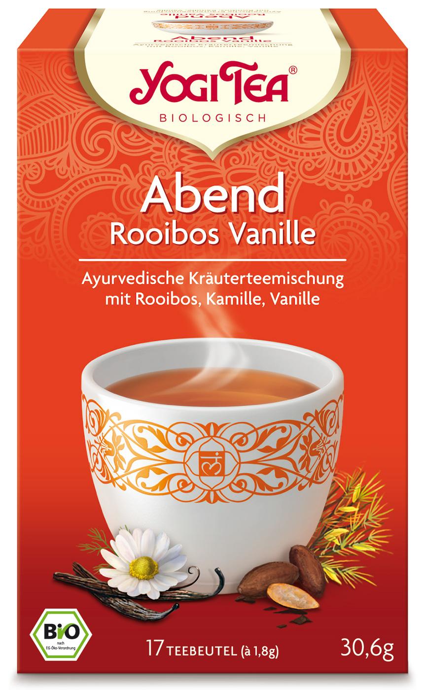 Bio Abend Rooibos Vanille Teemischung, 30,6 g