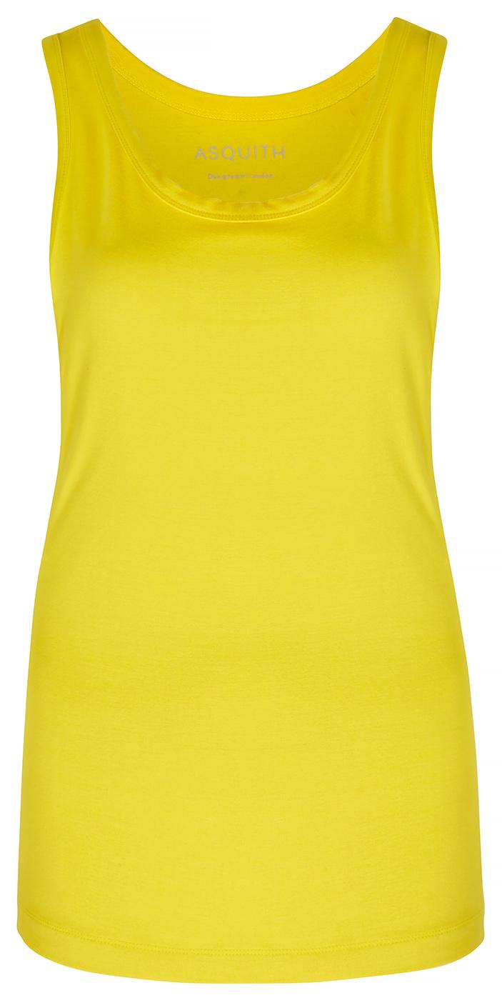 """Yoga-Tank-Top """"Ace Vest"""" - lemonade"""