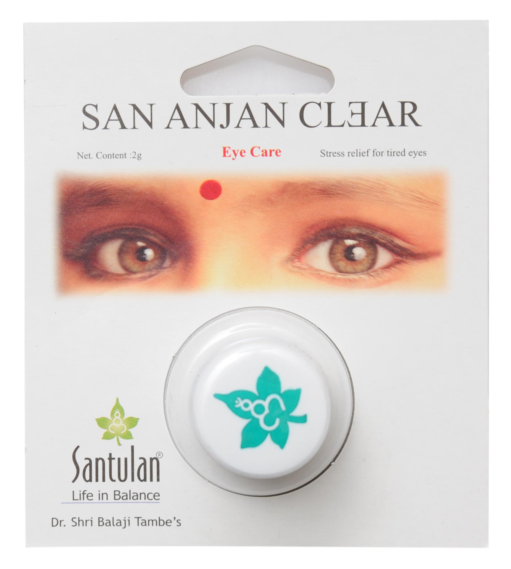 Anjan Kajal - farblos, 2 g