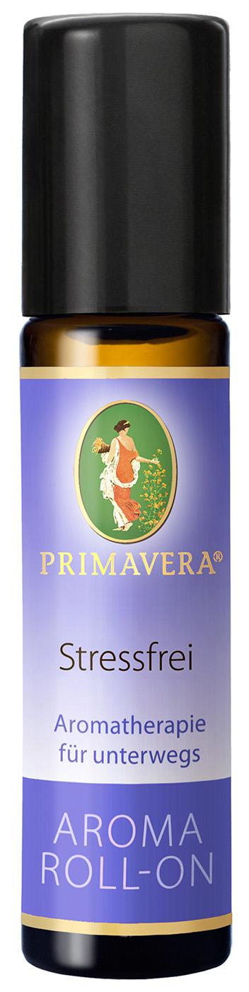 Bio Aroma Roll-On Stressfrei, 10 ml