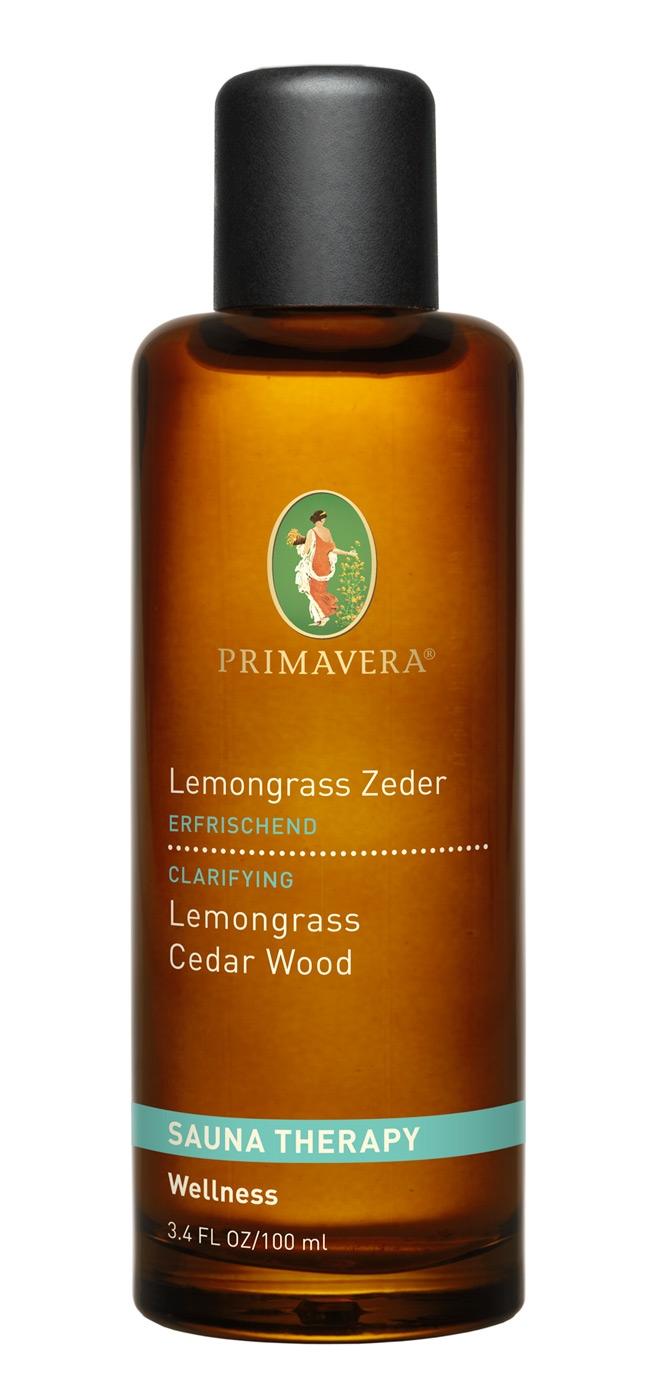 BIo Sauna Lemongrass Zeder, 100 ml im YOGISHOP kaufen  Yoga, Yogamatten & Yoga-Zubehör