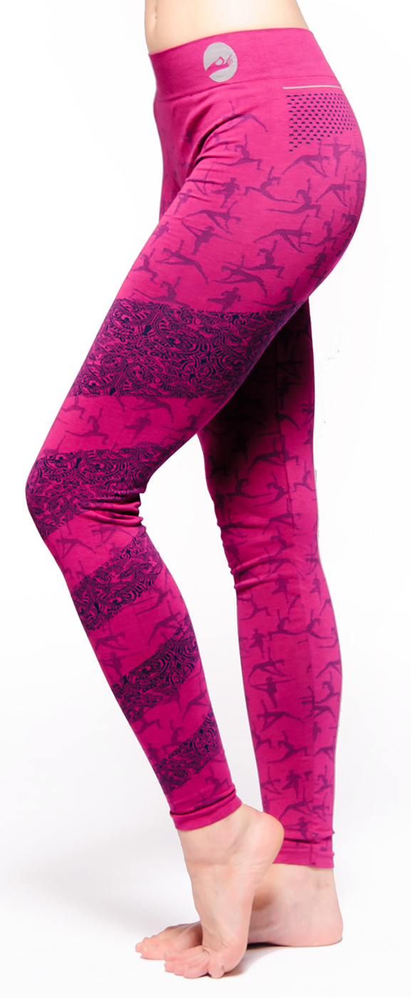 Ashtanga Leggings, pink