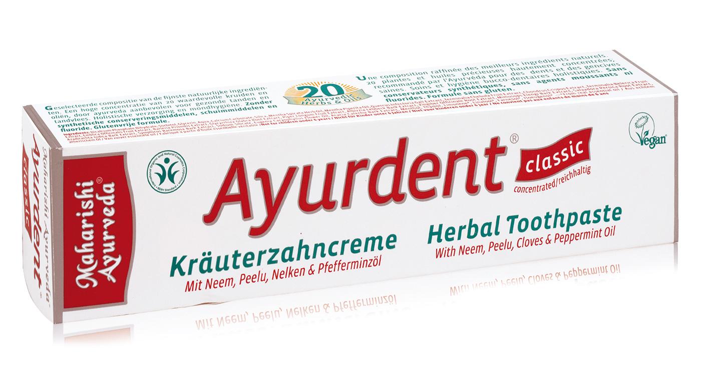 Zahncreme Ayurdent classic, 75 ml