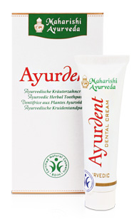 Zahncreme Ayurdent classic, 10 ml