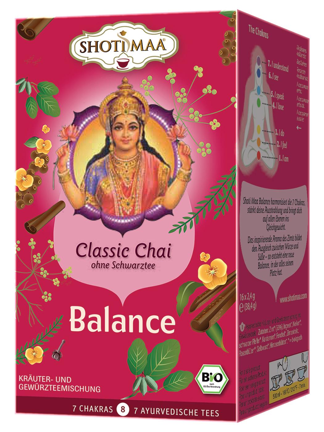 Bio Balance Teemischung, 38,4 g