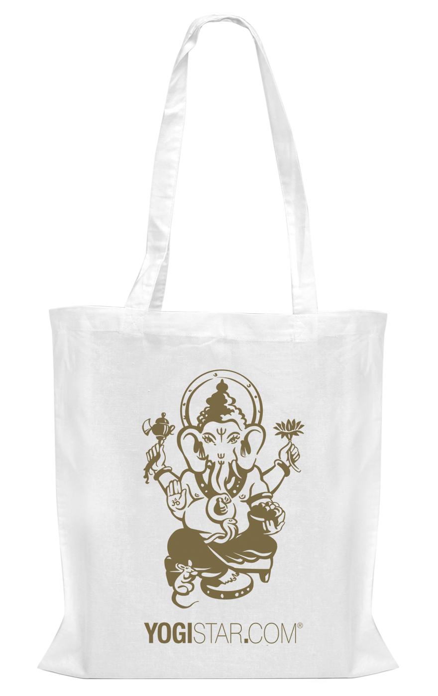 """Baumwolltasche """"Ganesha"""""""