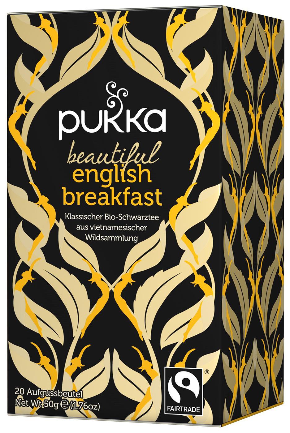 Bio Beautiful English Breakfast, 50 g