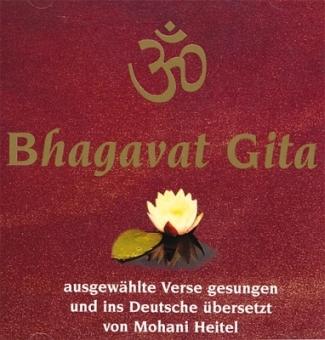 Bhagavat Gita von Mohani Heitel (DVD)