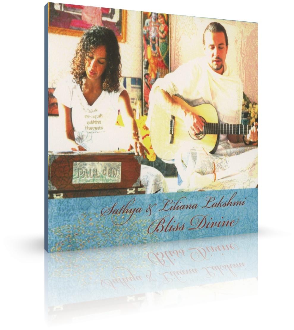 Bliss Divine von Liliana, Sathya & Lakshmi (CD)