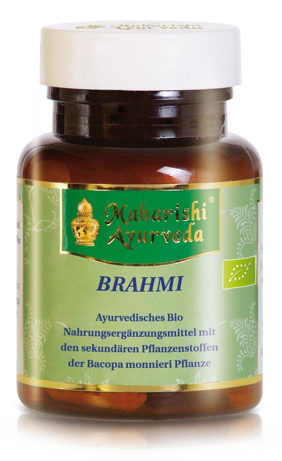 Bio Brahmi Tabletten (60 Tabl.), 30 g