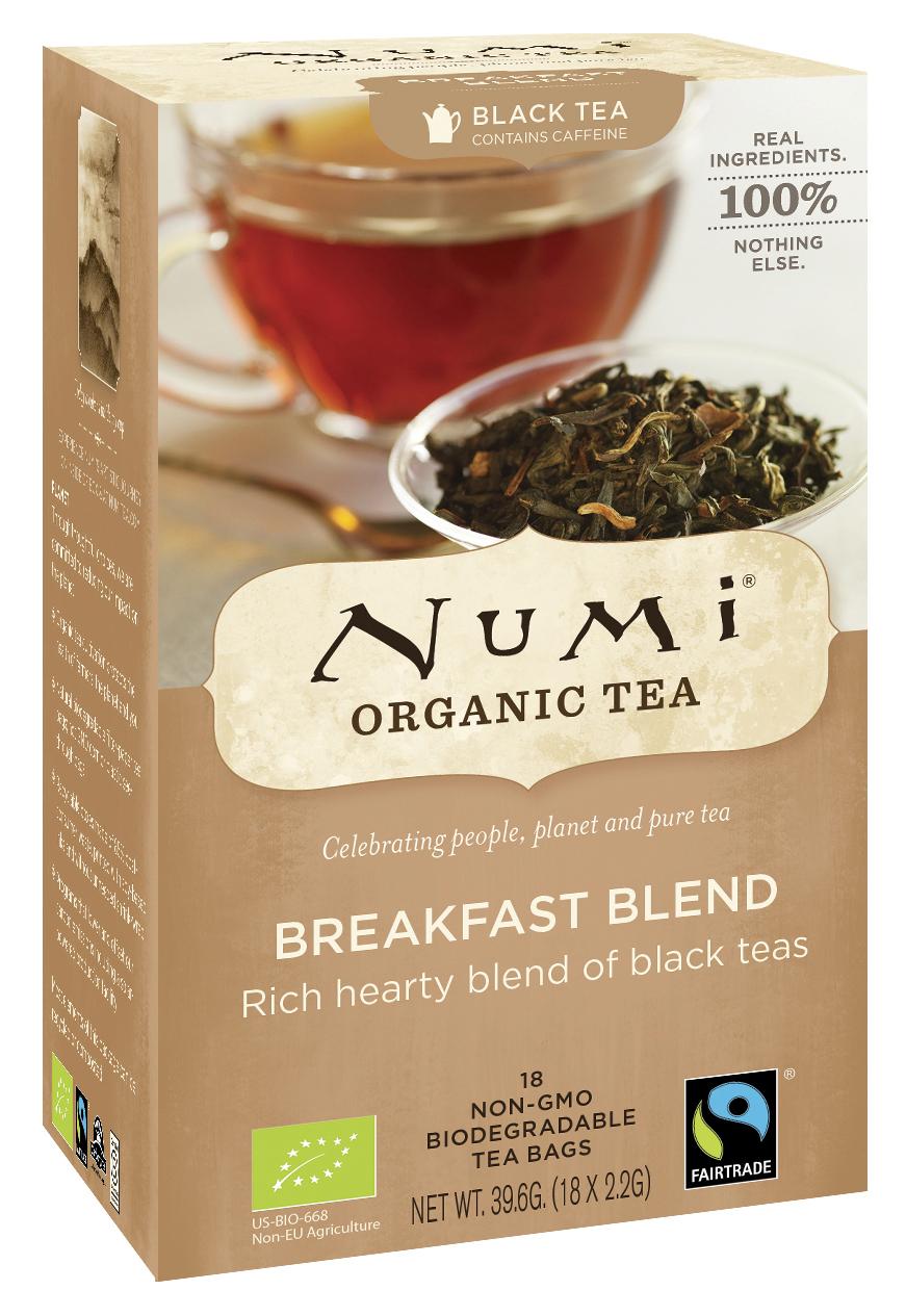Bio Breakfast Blend, 39,6 g