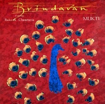 Brindavan von Mukti (CD)