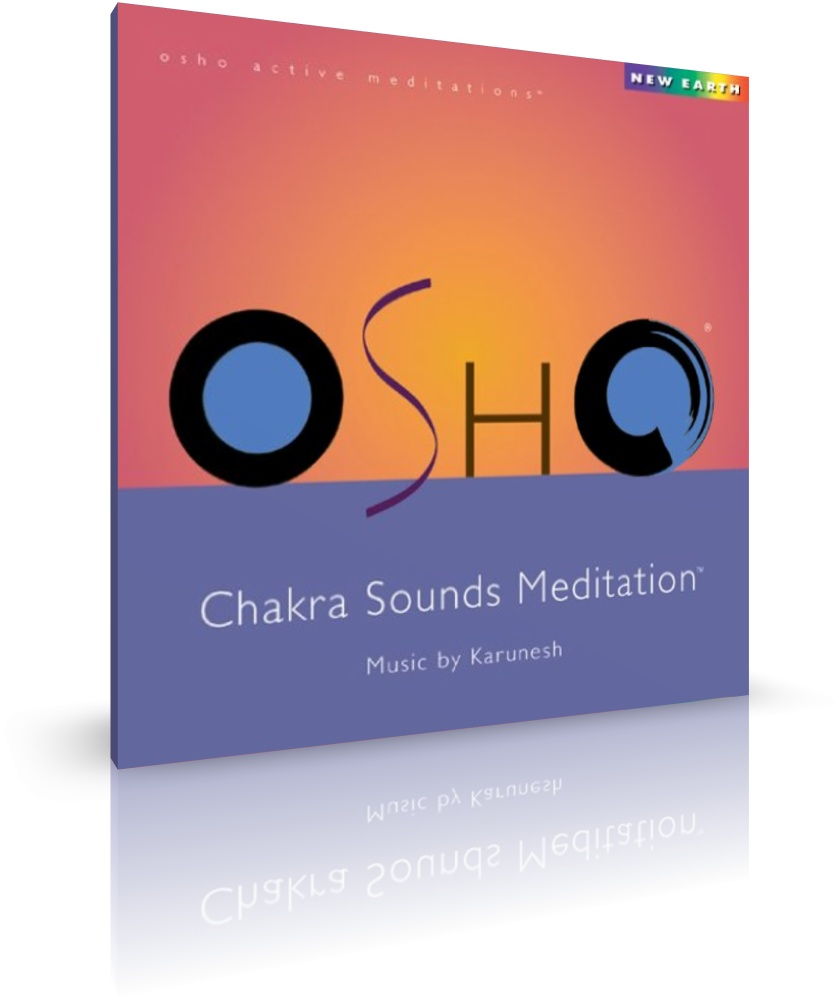 Osho Active Meditation, Chakra Sounds von Karunesh (CD)