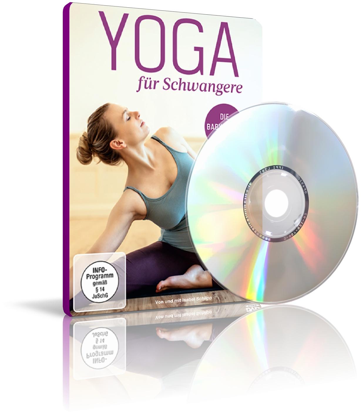 Yoga für Schwangere von und mit Isabel Schilpp (DVD)