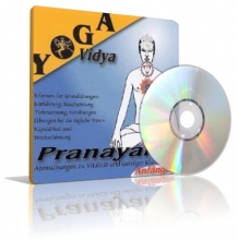 Pranayama - Anfänger von Yoga Vidya (CD)