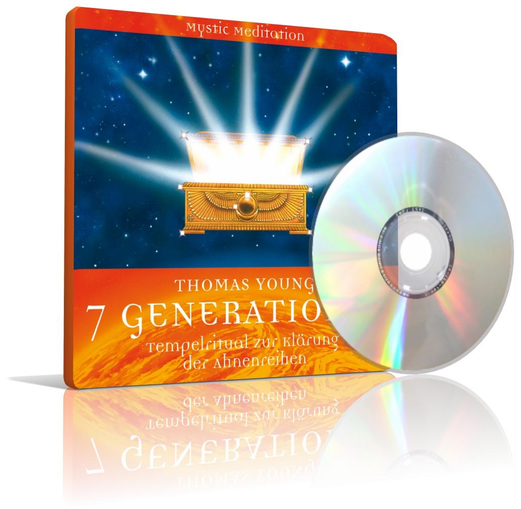 7 Generationen von Thomas Young (CD)