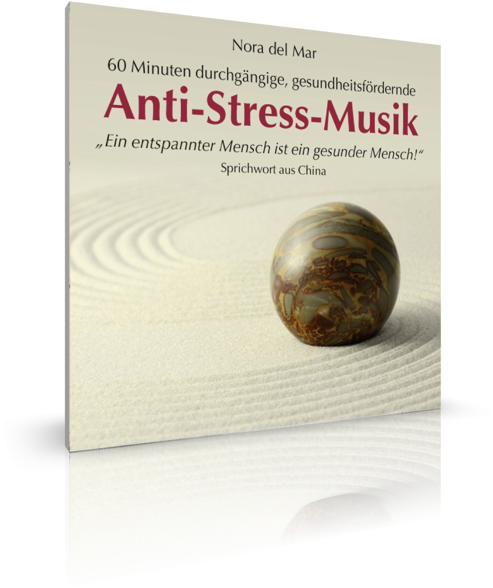 Meditative Anti-Stress-Musik von Nora Del Mar (CD)