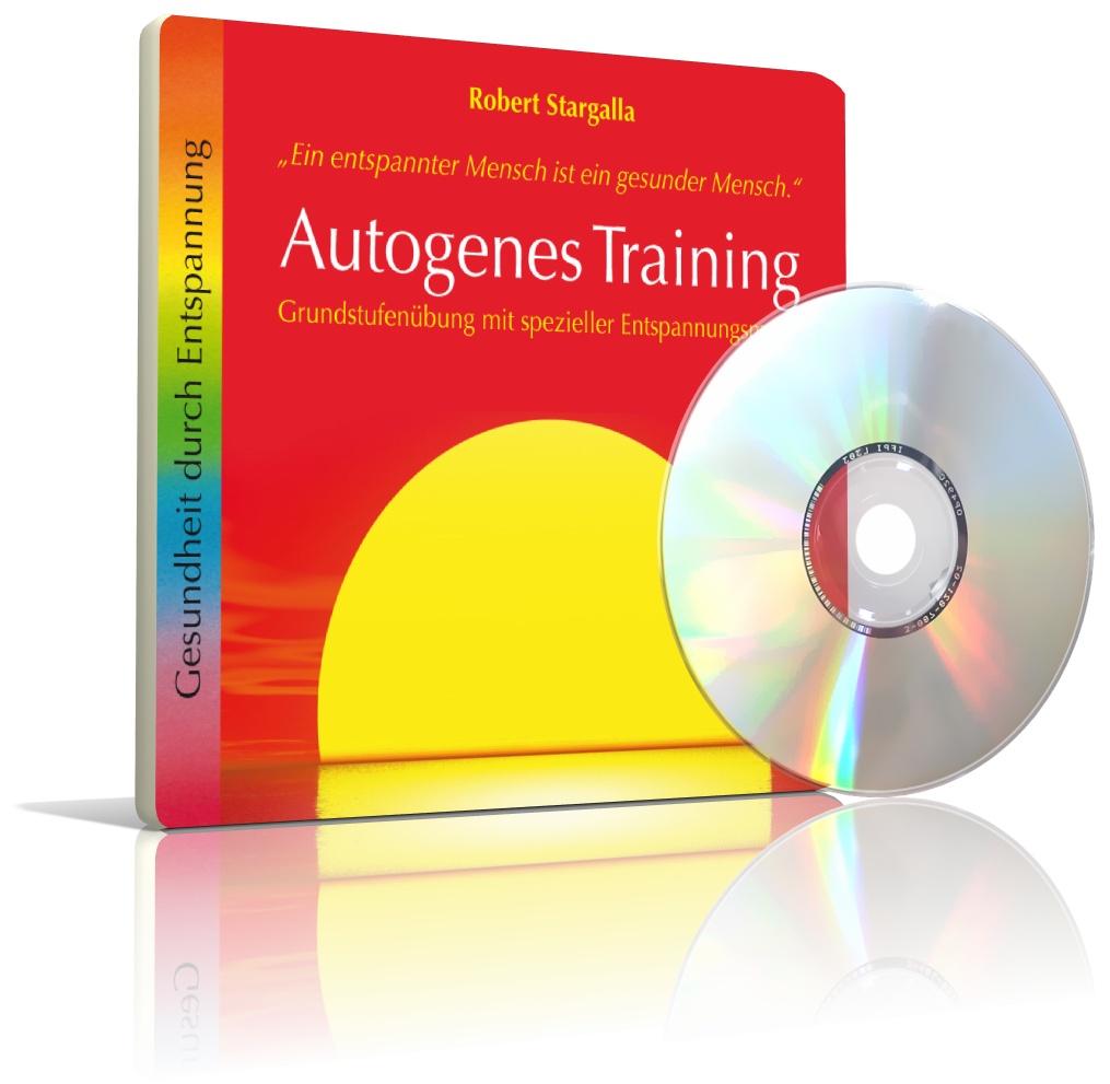 Autogenes Training von Robert Stargalla (CD)