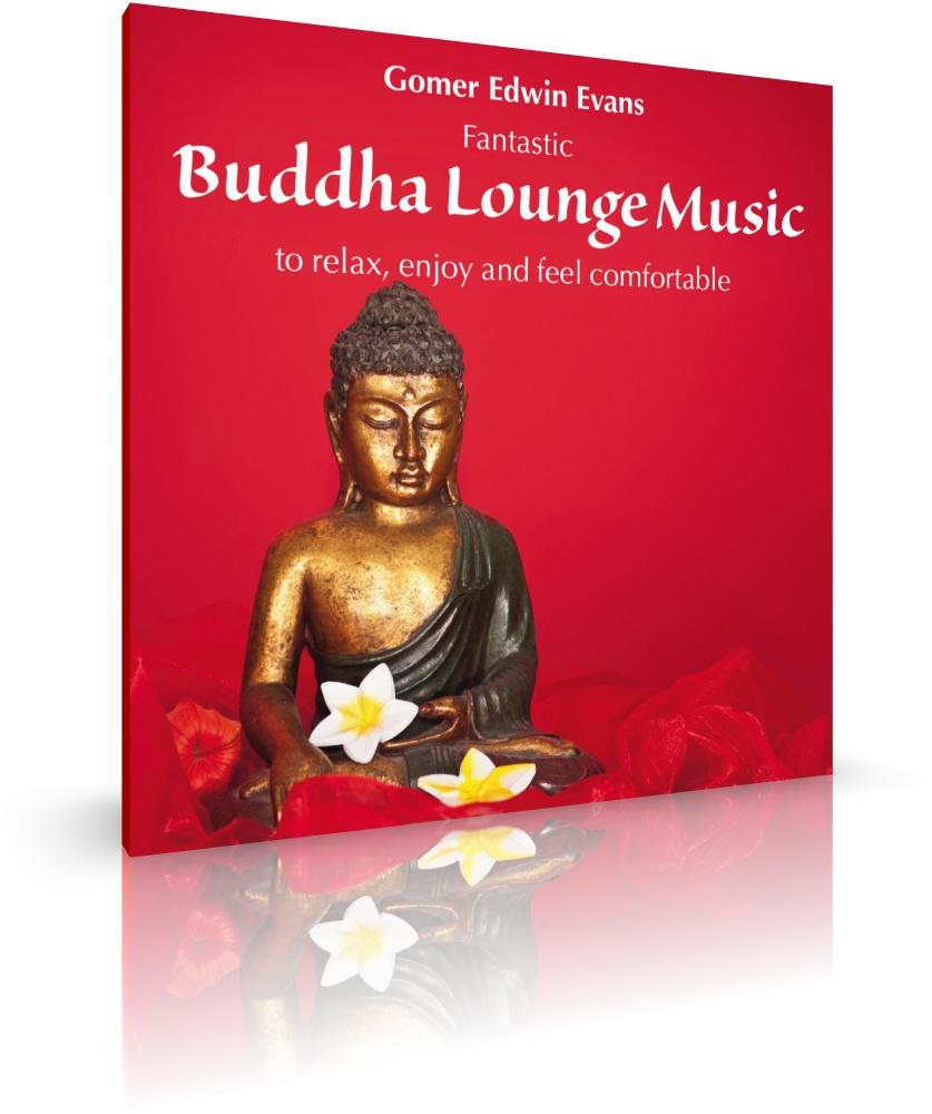 Buddha Lounge Music von Gomer Edwin Evans (CD)