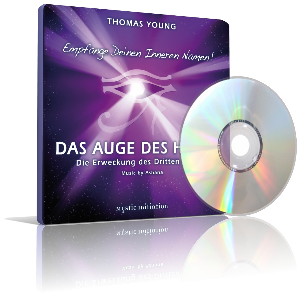 Das Auge des Horus von Thomas Young (CD)