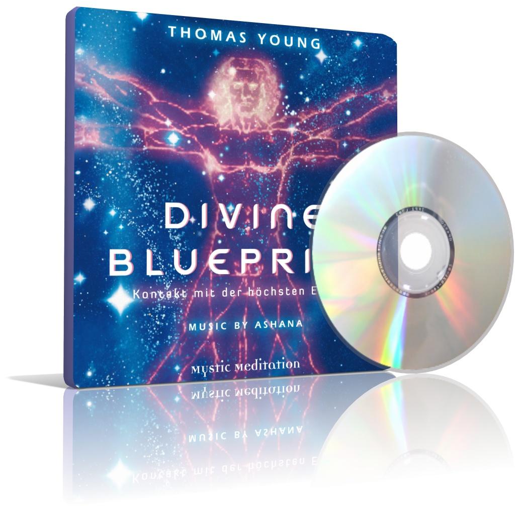 Divine Blueprint von Thomas Young (CD)