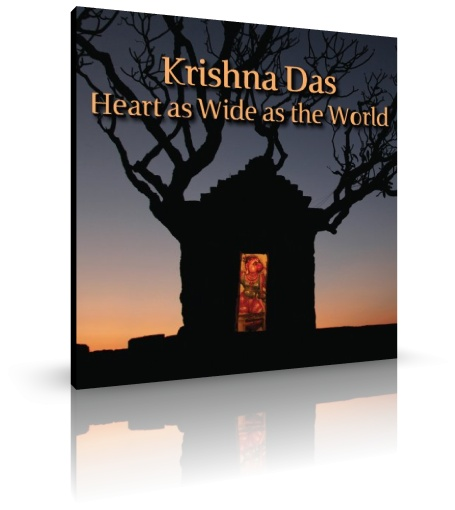 Heart as Wide as the World von Krishna Das (CD)